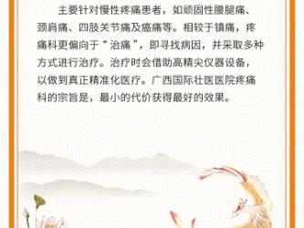 【国壮日历】5月28日-何为疼痛科?