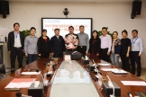 广西国际壮医医院首位驻村第一书记赴任隆安县良安村