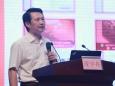 广西中医药大学党委副书记庞宇舟到国壮授课