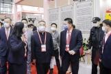 广西国际壮医医院亮相第九届中药材基地共建共享交流大会